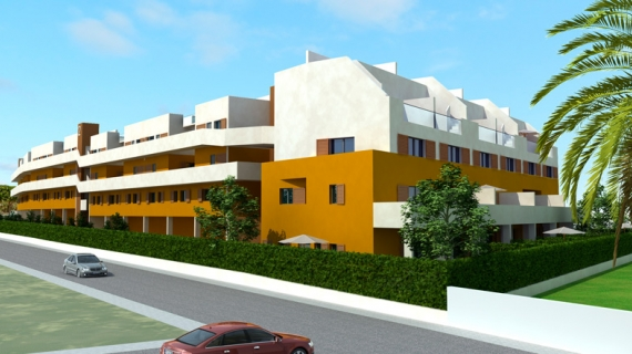 Apartment/Flat - New Build - Torrevieja - Punta Prima