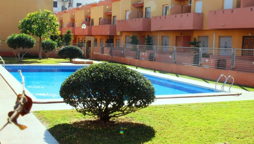 Short time rental · Townhouse Orihuela costa · Cabo Roig