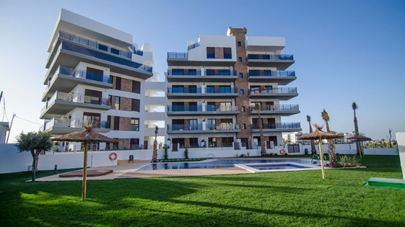 Apartment/Flat - New Build - Elche - Arenales del Sol