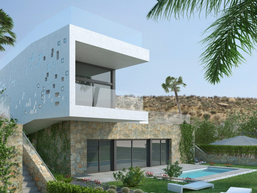 New Build · Villa Algorfa · La Finca - Golf & Spa Resort