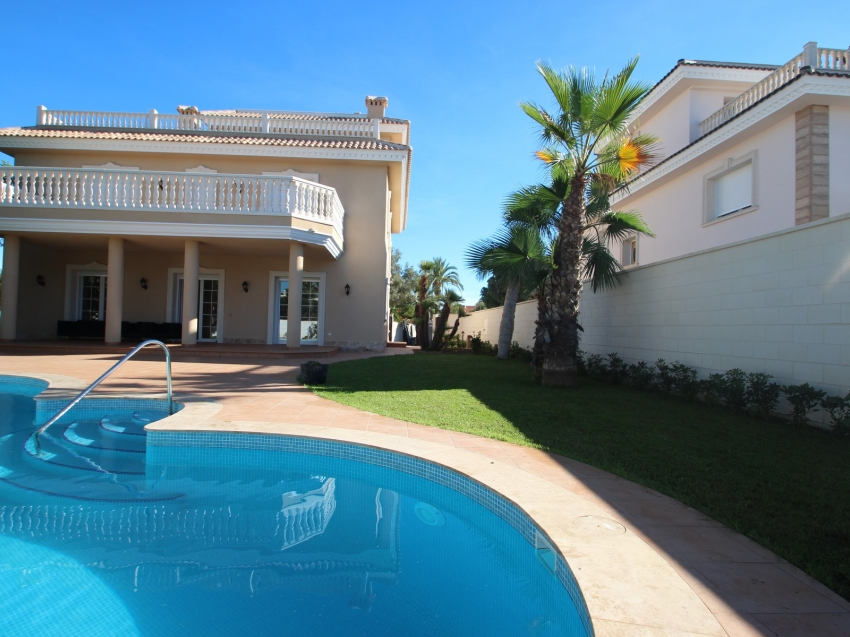 New Build · Villa Orihuela costa · Cabo Roig