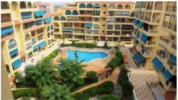 Studio apartment - Sale - Torrevieja - La Mata