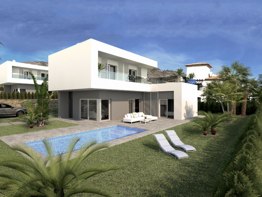 New Build · Villa Benidorm · Finestrat