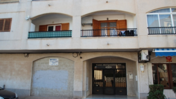Studio apartment - Sale - Torrevieja - Centro Ciudad