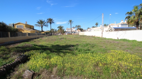 Plot - Sale - Orihuela costa - Cabo Roig