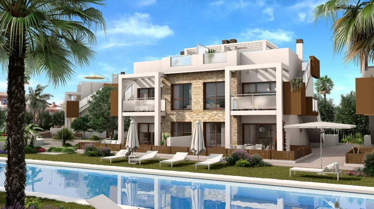 Apartment/Flat - New Build - Torrevieja - Los Balcones