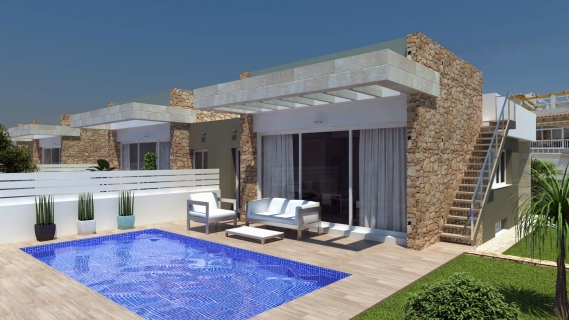 Villa - New Build - Torrevieja - La Mata