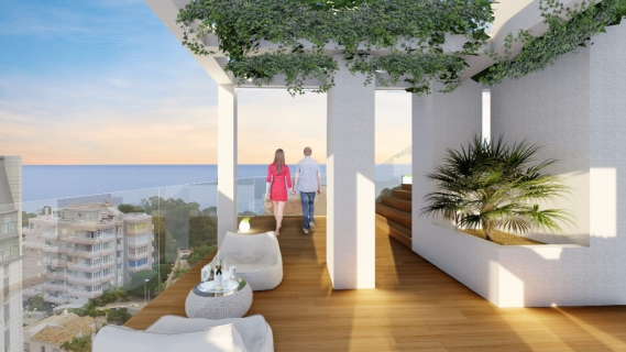 Apartment/Flat - New Build - Calpe - Calpe