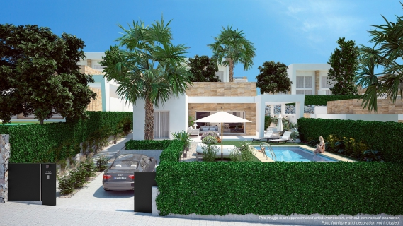 Villa - New Build - Algorfa - La Finca - Golf & Spa Resort